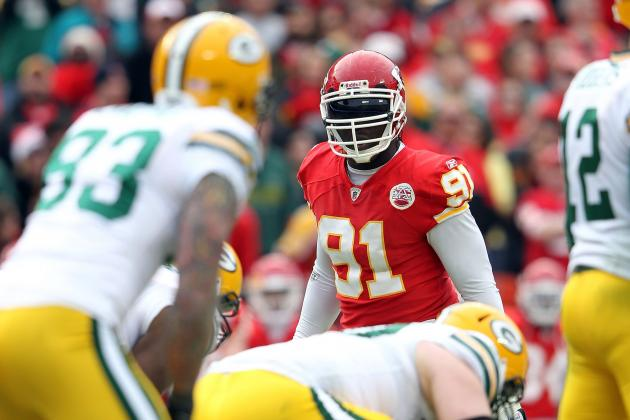 Tamba Hali Returns to Practice and Other AFC West News