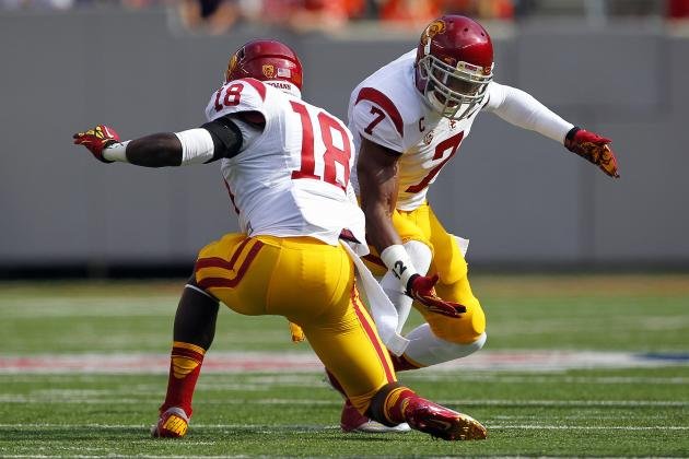 USC vs. Stanford: How Trojans' Defense Will Contain Cardinal RB Stepfan Taylor