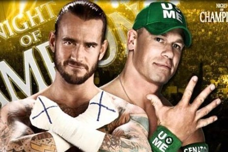 John Cena vs. CM Punk: Night of Champions Is Perfect Showcase for Epic Feud
