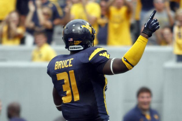 WVU Football: Isaiah Bruce Making an Immediate Impact for Mountaineers