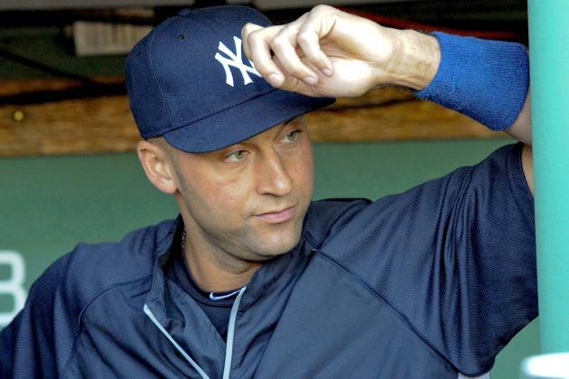 Derek Jeter Injury: Updates on Yankees Star's Ankle Injury