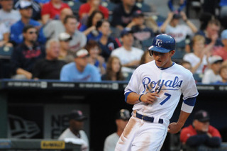 Kansas City Royals: David Lough Is Making the Most of an Overdue Promotion