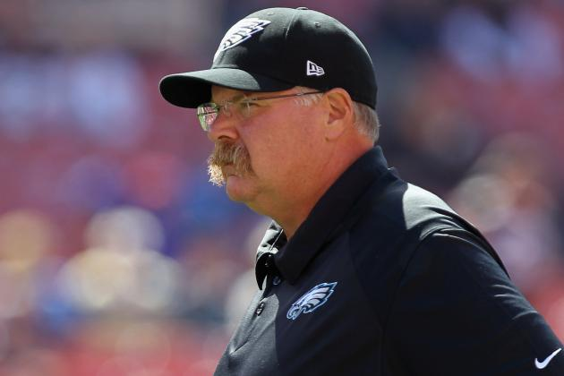 Ravens vs. Eagles: Sketching out a Game Plan for Philadelphia