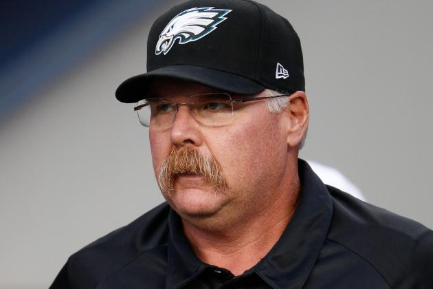 Are Eagles' Closed Practices a Sign of Andy Reid's Desperation?