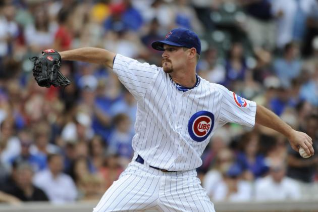 Cubs' Wood Making a Case for 2013 Rotation
