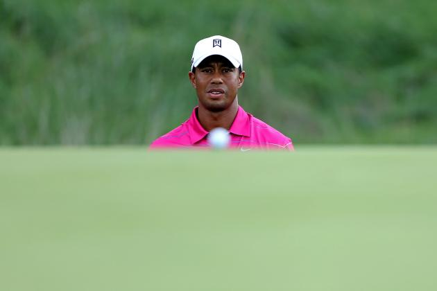 Tiger Woods, Stuck on 14: How His Major Win Window Is Closing