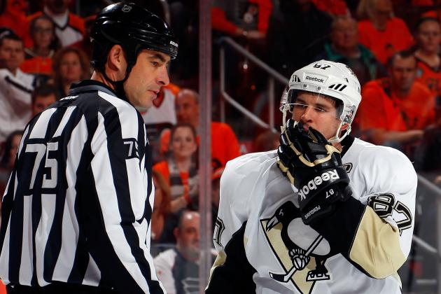 Crosby on Lockout: 'Don't Want to Think About It. I Just Want to Play.'