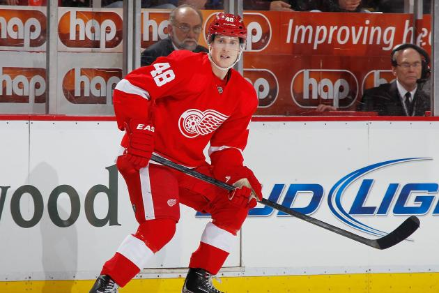 Red Wings Players Will Seek Refuge in Europe