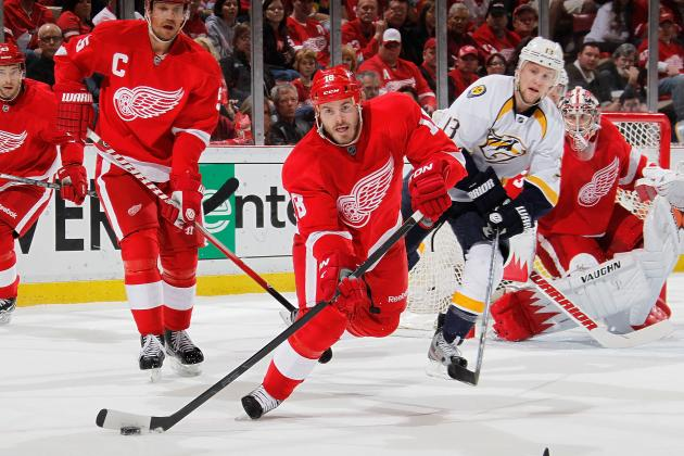 Wings' Ian White: Lockout Would Be 'Slap in the Face' to Fans