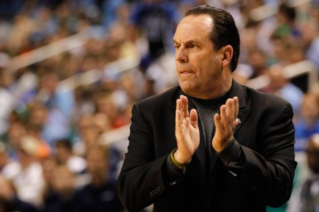 Mike Brey Talks About Notre Dame Basketball's Move to the ACC (video)