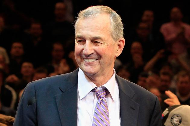Jim Calhoun Retirement: Twitter Reacts to Hall of Fame Coach Hanging It Up