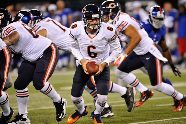 Thursday Night Football: Bears Running Game Will Be Deciding Factor vs. Packers