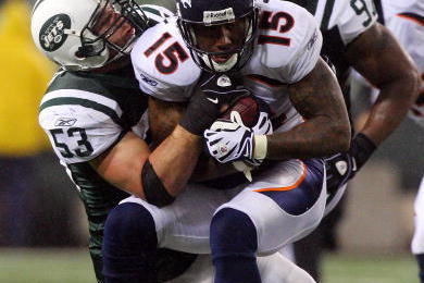 DENVER BRONCOS AND BRANDON MARSHALL