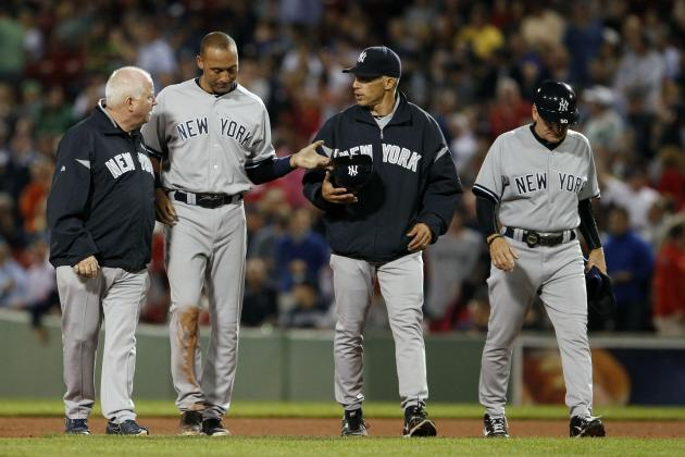 How Derek Jeter Playing Hurt Could Be Final Nail in Yankees' Playoff Coffin