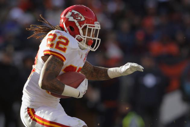 Dexter McCluster: Versatile WR Will Be Solid Play for Fantasy Owners This Year