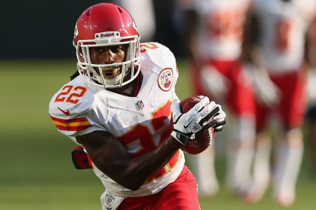 Dexter McCluster: Chiefs Make Right Move Using Speedy Youngster as Slot Receiver