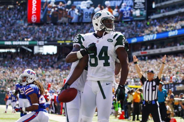 Stephen Hill: How Rookie's Emergence Helps the New York Jets