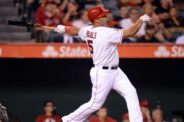 With 30th Blast, Pujols Hits Record-Setting Homer