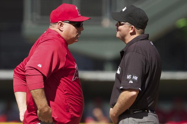 If Playoffs Elude Angels, Will Scioscia's Job Be Safe?