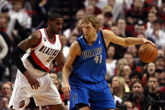 Is LaMarcus Aldridge the Next Dirk Nowitzki?