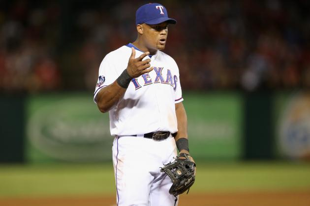 MRI exam on Adrian Beltre's injured shoulder shows no structuraldamage