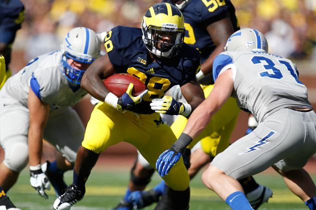 Michigan Football: Breakout Players to Watch Against Massachusetts