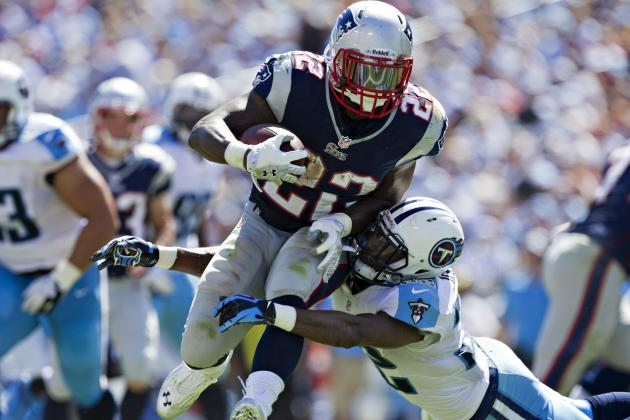 Stevan Ridley's Emergence Marks a Change in Philosophy for Patriots