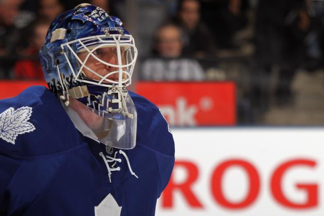 Maple Leafs Sign Goalie Ben Scrivens to Two-Year Deal
