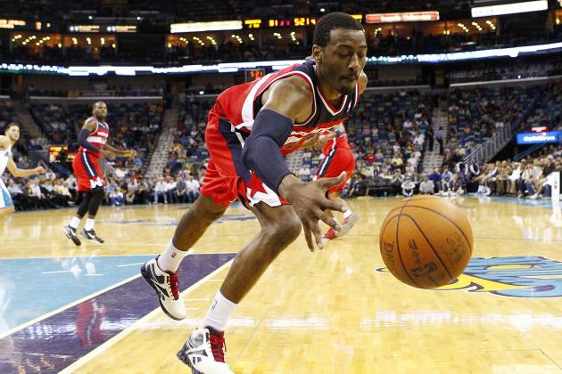 Washington Wizards' New Unselfish Roster Means Breakout Season for John Wall