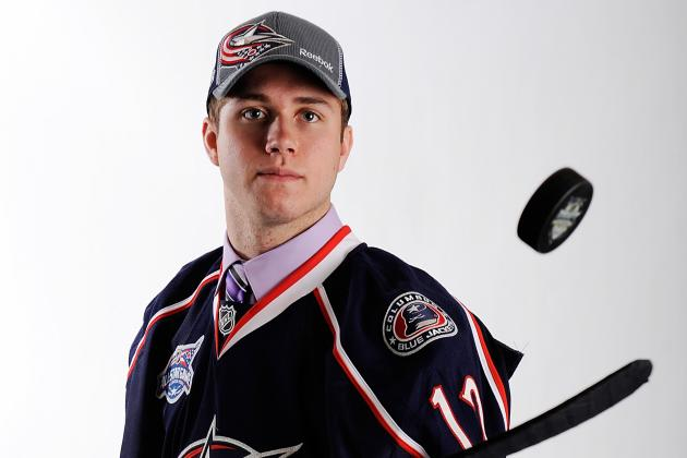 Blue Jackets Sending Ryan Murray to WHL