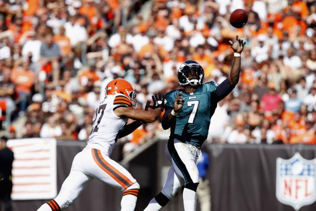 Fantasy Football:  Should You Try to Buy Low on Michael Vick?