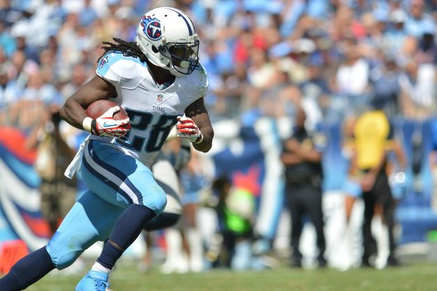 Chris Johnson: Fantasy Owners Shouldn't Panic over CJ2K Just Yet
