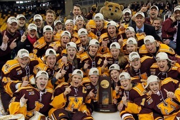 Golden Gophers Aim for Second Consecutive Women's Hockey Title