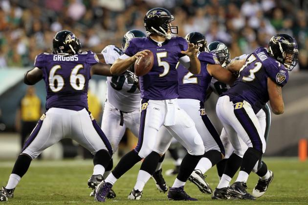 Ravens vs. Eagles: Sketching out a Game Plan for Baltimore