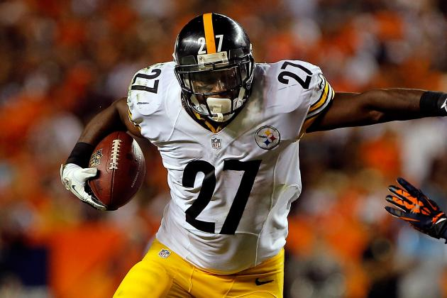 Jonathan Dwyer: Why Steelers RB Will Put Up Big Fantasy Numbers in Week 2
