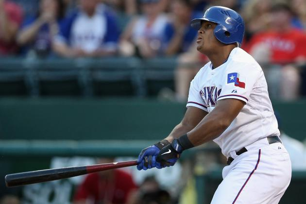 Beltre in Lineup Tonight at DH