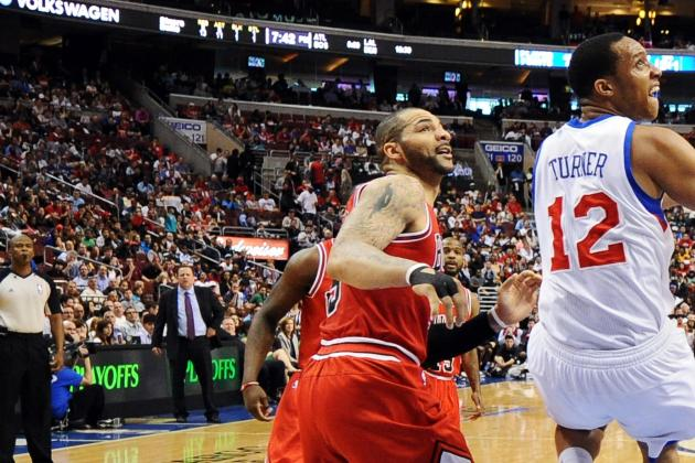 What Should the Chicago Bulls Do with Carlos Boozer?