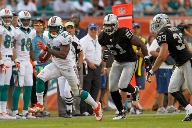 Raiders vs. Dolphins: Sketching out a Game Plan for Miami