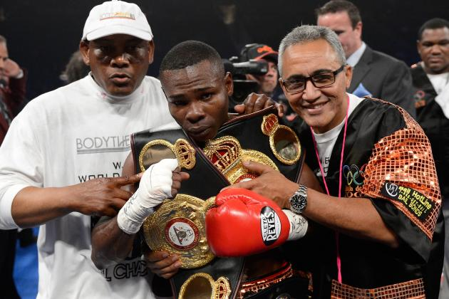 Rigondeaux vs. Marroquin: Fight Time, Date, Live Stream, TV Info and More