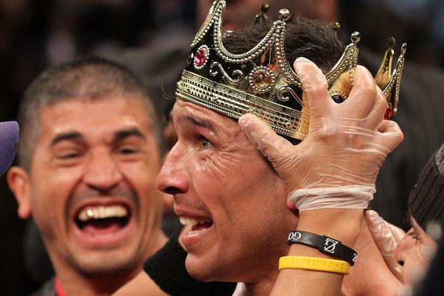 Martinez vs. Chavez Jr.: Why Match Will Put Spotlight Back on Boxing