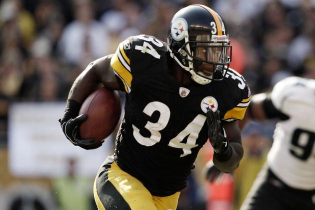 Rashard Mendenhall: Updated Fantasy Profile of Steelers' RB