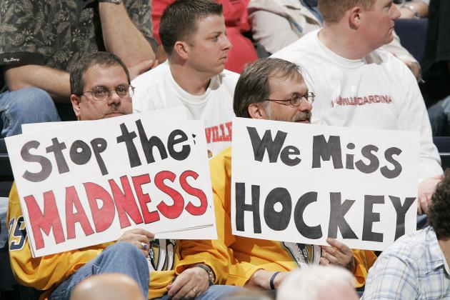 NHL Lockout: Are You Kidding Me?