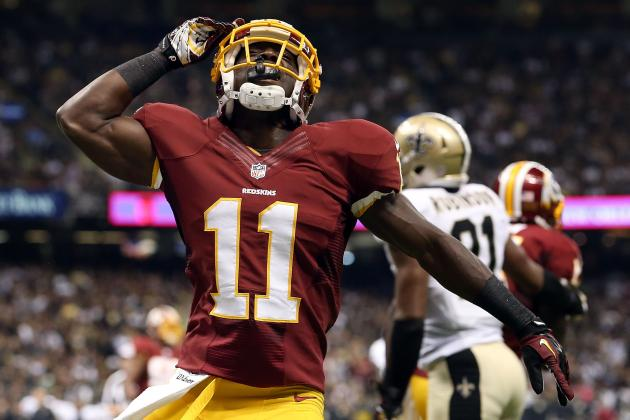 Aldrick Robinson: Assessing Redskins WR's Week 2 Fantasy Value