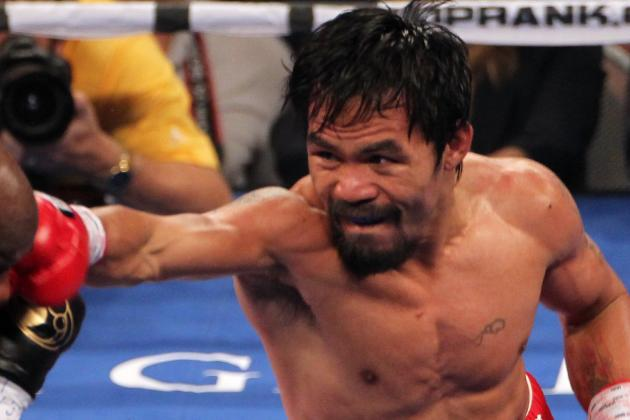 Manny Pacquiao: Why Juan Manuel Marquez Is Pefect Man for Fight