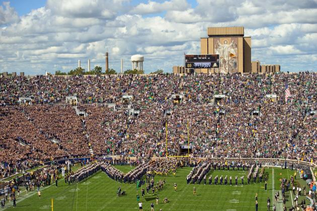 Notre Dame Fooball: Irish Move Toward the ACC, Away from the B1G
