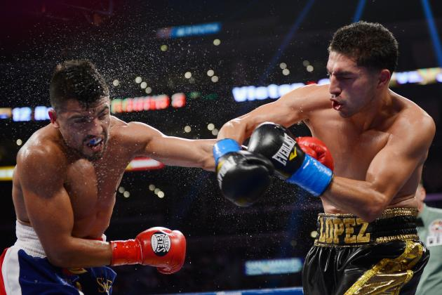 Saul Alvarez vs Josesito Lopez: Don't Count out the Underdog