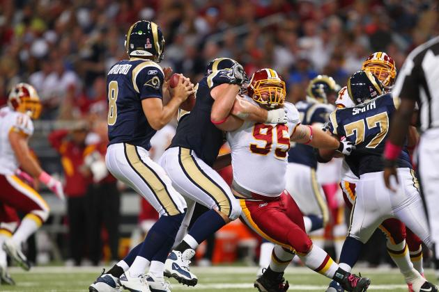 St. Louis Rams vs. Washington Redskins: Primary Keys to the Game for St. Louis