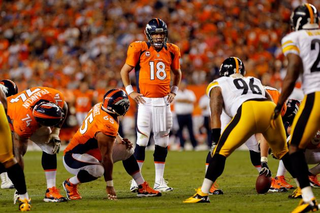 Peyton Manning Remains the Model for the Modern QB
