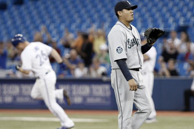 Has King Felix Pitched His Way out of Cy Young Contention?