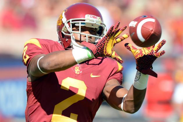 Marqise Lee vs. Robert Woods: Which USC WR Will Have the Best NFL Career?